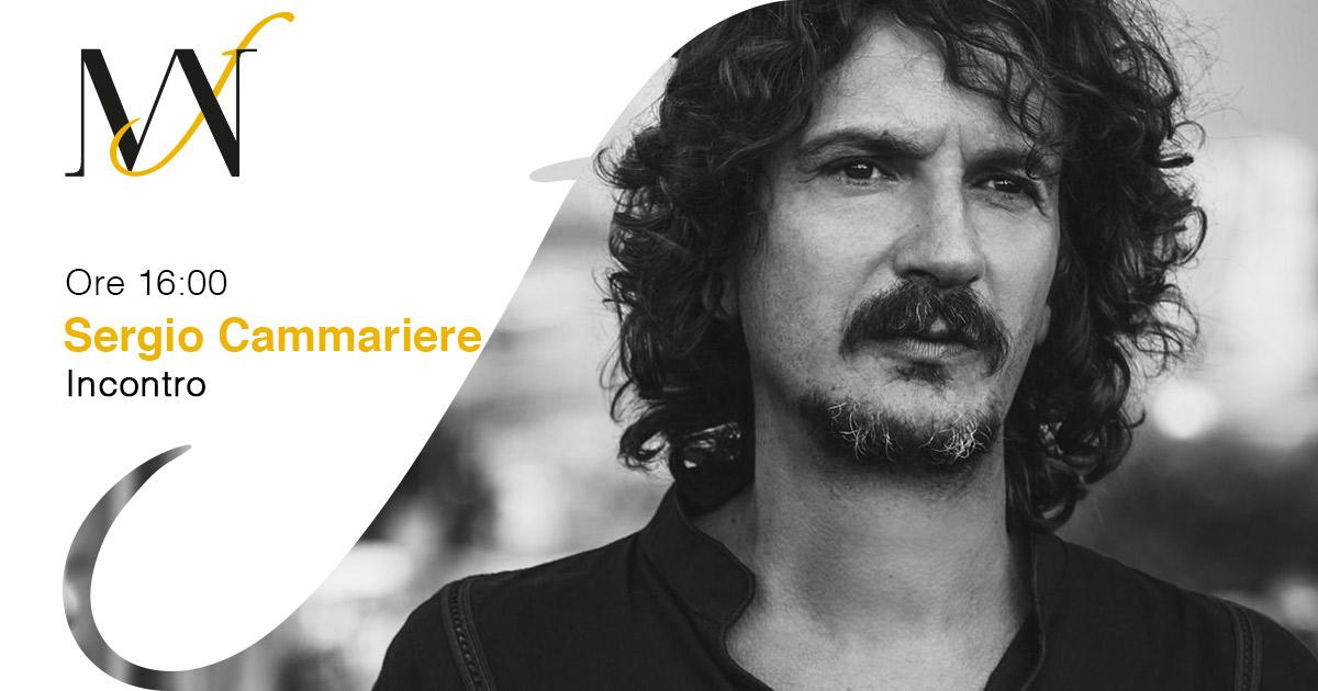 Sergio Cammariere Incontro al Festival Mann
