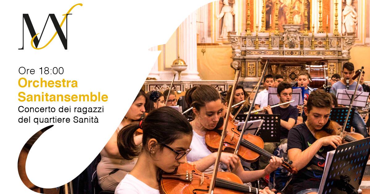 Risultati immagini per Orchestra Sanitaensemble