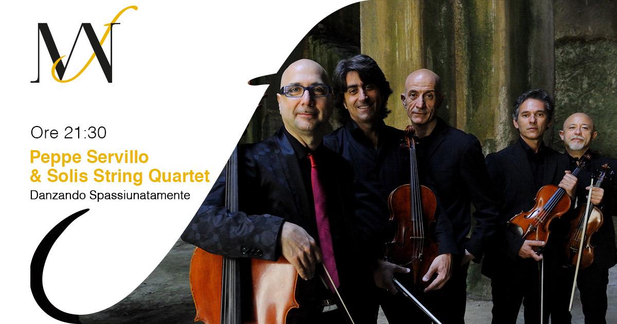 Risultati immagini per Peppe Servillo & Solis String Quartet mann